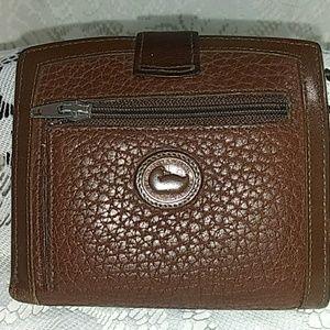 Dooney Bourke Leather Wallet